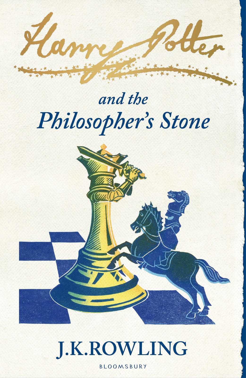 HP and the Philospher Stone