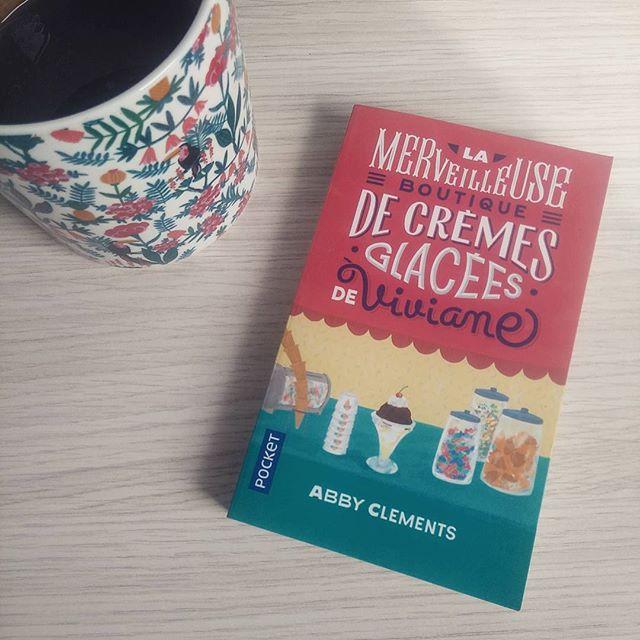 La merveilleuse boutique de crèmes glacées de Viviane d'Abby Clements