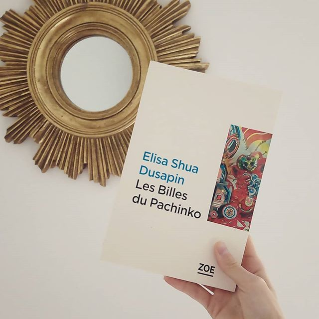Les billes du Pachinko d'Elisa Shua Dusapin
