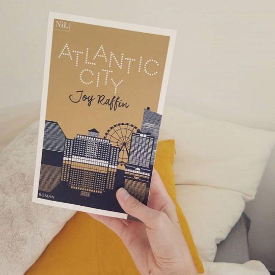 Atlantic City de Joy Raffin
